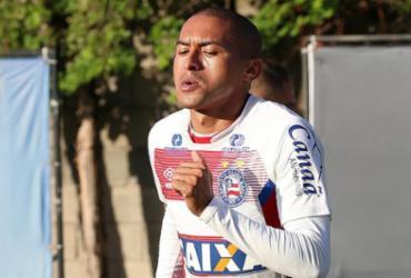 Nino Paraíba e Grolli se recuperam e são relacionados para jogo com São Paulo | Felipe Oliveira l EC Bahia