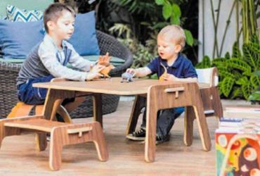 Móveis adequados deixam espaços mais confortáveis para os pequenos | Noos | Divulgação