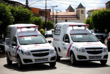 São Sebastião do Passé será beneficiado com obras na área da Saúde