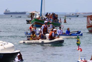 """Capitania dos Portos da Bahia realiza palestra sobre """"Segurança da navegação"""""""