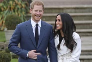 Príncipe Harry e Meghan Markle preferem doações do que presentes | Daniel Leal | AFP