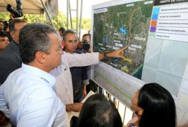 Obras de macrodrenagem nos Rios Joanes e Ipitanga serão iniciadas