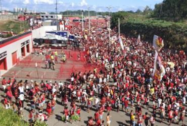 Ingressos promocionais estão à venda para Vitória x Cruzeiro | Raul Spinassé | Ag. A TARDE
