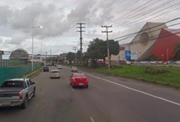 Homem morre e outro fica ferido em acidente de moto na Paralela | Reprodução | Google Maps