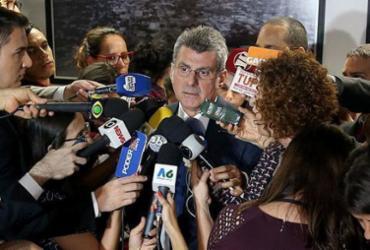 Jucá diz que pedido de impeachment de Temer 'perturba ambiente político do País' | Wilson Dias l Agência Brasil
