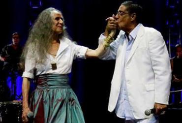 Irreverência e carinho marcam show de Maria Bethânia e Zeca Pagodinho | Luciano da Matta l Ag. A TARDE