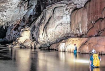 Terra Ronca é o destino certo para vivenciar aventuras subterrâneas