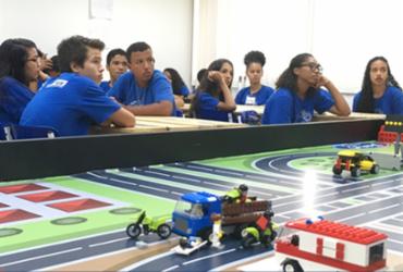 Camaçari sedia 1º Torneio de Robótica Ford