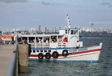 Travessia para Mar Grande encerra atividades mais cedo   Foto: Raul Spinassé   Ag. A Tarde