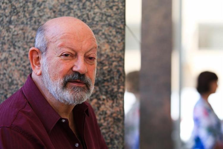 O psicanalista argentino Alfredo Jerusalinsky esteve em Salvador para falar sobre fantasias de amor e sexo - Foto: Alessandra Lori / Ag. A TARDE