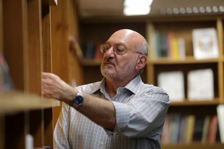 Pedro Herz, dono da Livraria Cultura, reuniu suas memórias no recém-lançado