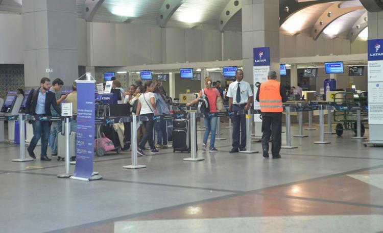 Empresa francesa pretende ampliar terminal em 20 mil metros quadrados - Foto: Shirley Stolze | Ag.A Tarde