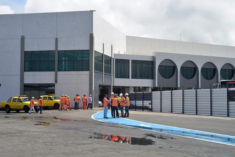 Objetivo é que até outubro de 2019 as obras da 1ª fase sejam concluídas - Foto: Shirley Stolze l Ag. A TARDE