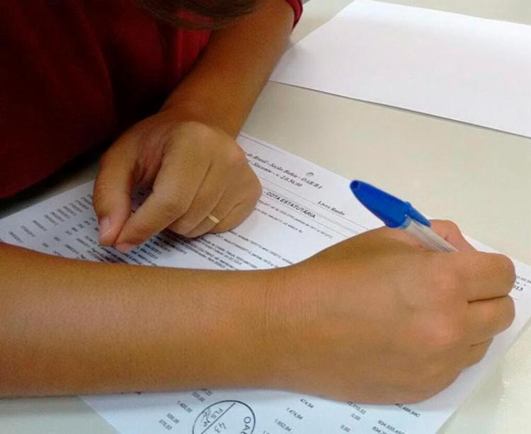 Candidatados concorrerem a 20 vagas para promotor de Justiça substituto - Foto: Iloma Sales | Ag. A TARDE