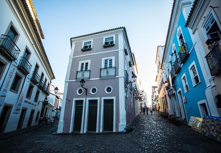 O Centro Histórico de Salvador está entre os lugares fotografados pelos profissionais do MTur - Foto: Marcio filho/MTur