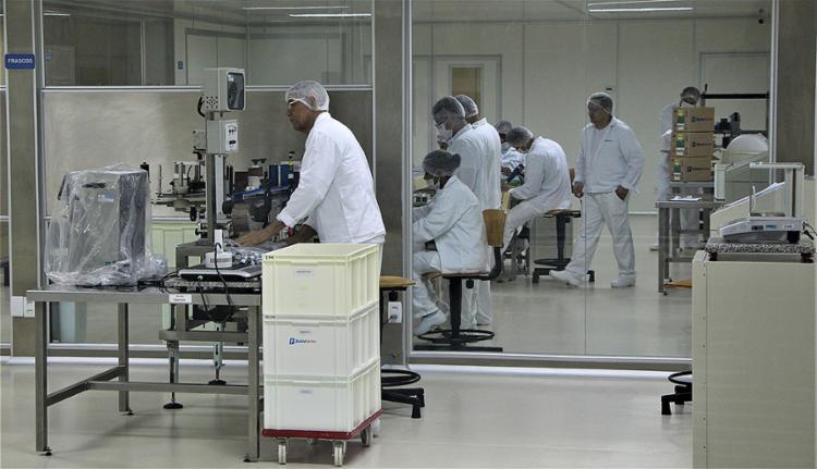 Laboratório estadual baiano assume controle de qualidade - Foto: Tiago Décimo l Divulgação l 11.12.2017