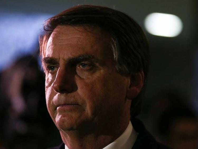 O pré-candidato do PSL à Presidência já é réu em duas ações que tramitam no STF, - Foto: Agência Brasil