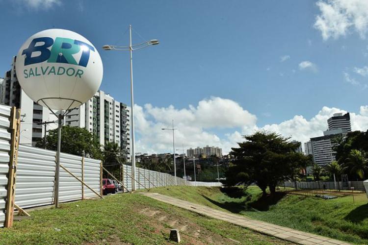 A construção foi iniciada na semana passada - Foto: Max Haack (Secom PMS) l Divulgação