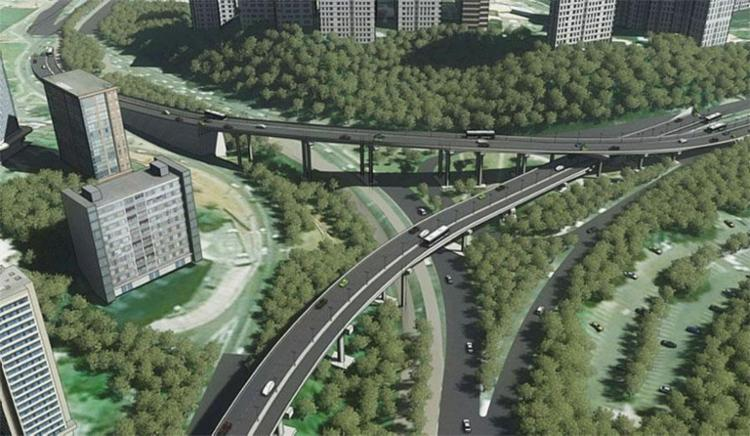 Decisão do juiz foi favorável à continuidade das obras do BRT em Salvador - Foto: Divulgação | Secom Salvador