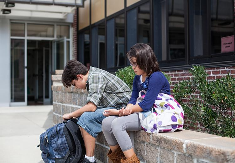 Um em cada dez estudantes são vítimas de bullying nas escolas - Foto: Divulgação