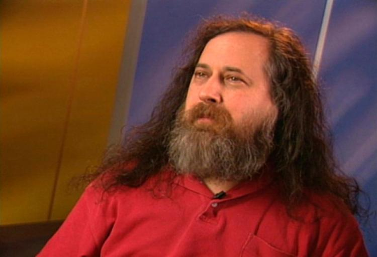 Stallman foi o criador do movimento software livre, em 1983 - Foto: Divulgação | Agência Brasil