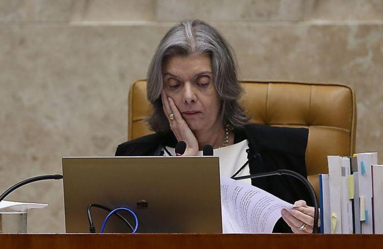 Cármen será a segunda presidente mulher do Brasil, após a petista Dilma Rousseff - Foto: Divulgação | Agência Brasil
