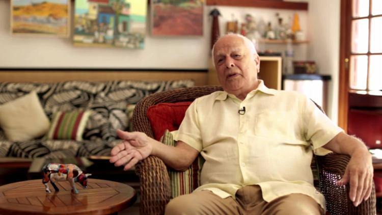 Nelson nasceu dia 22 de outubro de 1928, em São Paulo - Foto: Reprodução | YouTube