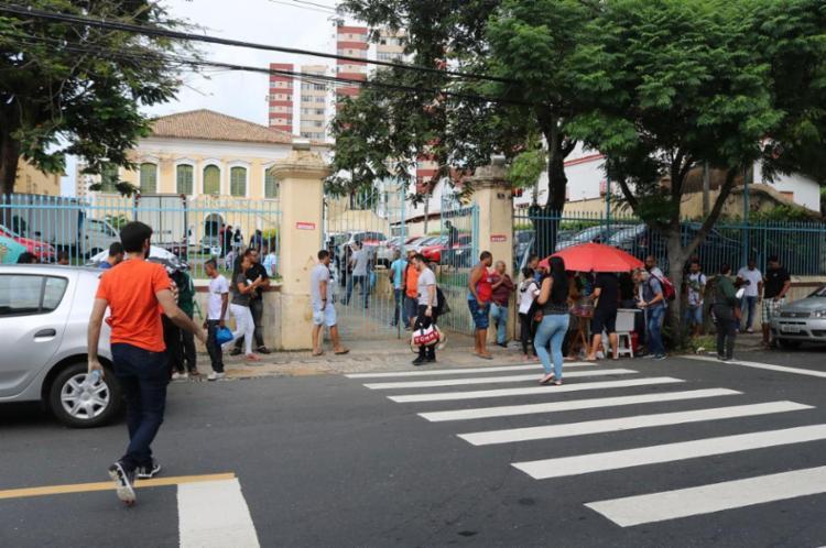Mais de 37 mil candidatos concorrem as mil vagas do concurso - Foto: Divulgação | Polícia Civil