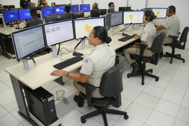 Novas estruturas de telecomunicações auxiliaram na queda dos números - Foto: Divulgação | SSP