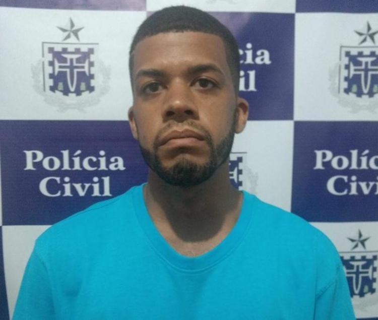 Lucas teria matado a ex-companheira Fabiana com 30 facadas - Foto: Divulgação   Polícia Civil
