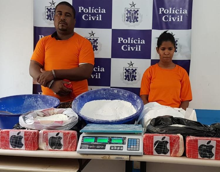 Droga seria comercializada na Micareta de Feira, festa que começa nesta quinta-feira, 19 - Foto: Divulgação | SSP