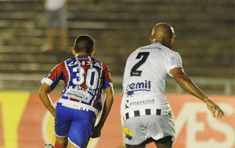 Bahia venceu o Botafogo na primeira fase do Nordestão - Foto: Josemar Gonçalves | Estadão Conteúdo