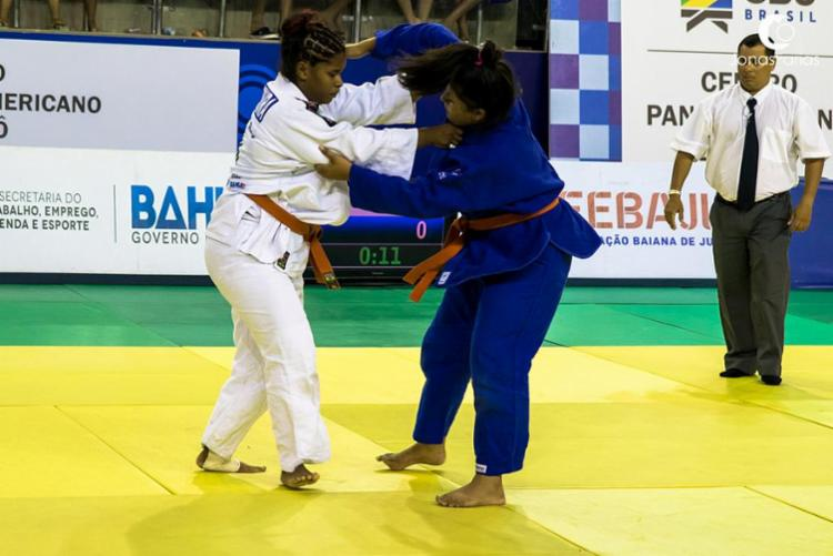 Centro Pan-americano de Judô será palco das lutas da competição - Foto: Febaju | Divulgação