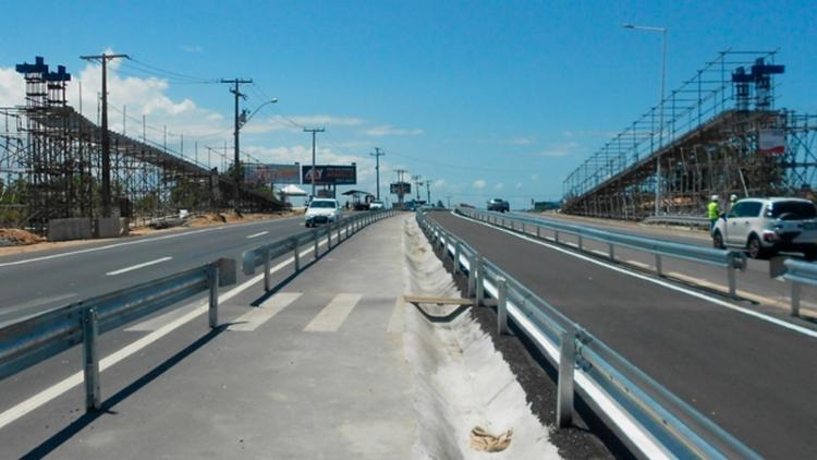 O equipamento será instalado na altura do Km 8,5 da Estrada do Coco - Foto: Divulgação | Bahia Norte