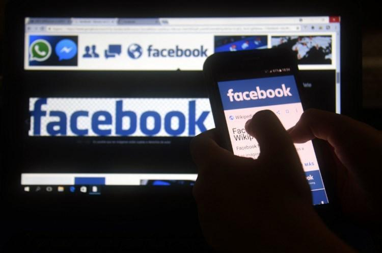Facebook vai permitir que você apague mensagens enviadas no chat - Foto: NORBERTO DUARTE / AFP