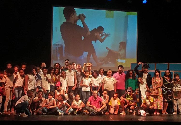 O projeto foi lançado nesta semana, no Cine Teatro, em Lauro de Freitas - Foto: Divulgação