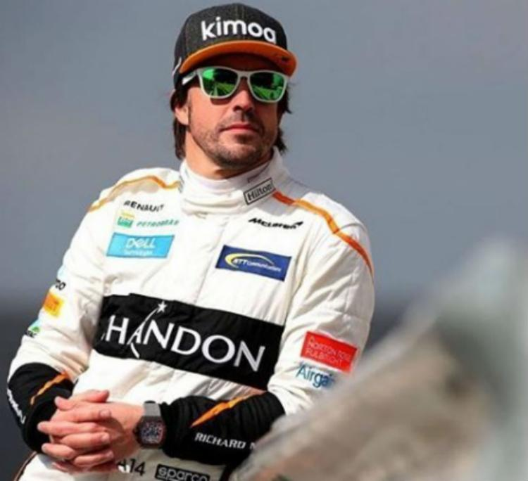 Preocupação é com desempenho ruim da equipe no treino de classificação do GP do Bahrein - Foto: Reprodução | Instagram