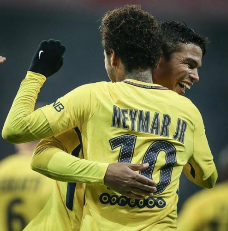 Neymar se recupera de uma cirurgia no pé direito - Foto: Reprodução | Instagram