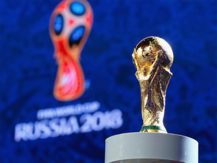 Copa do Mundo se iniciará em 14 de junho com o duelo entre Rússia e Arábia Saudita - Foto: Divulgação