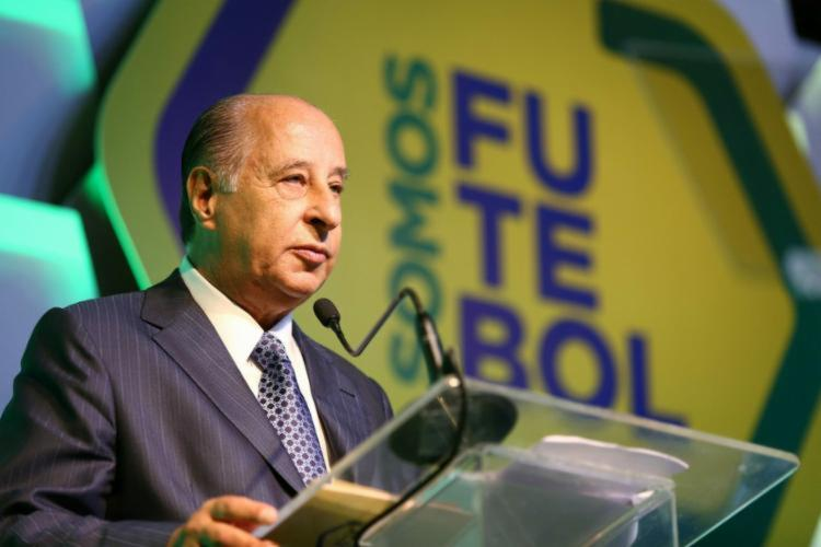 Investigação apura os supostos crimes de evasão de divisas, estelionato, falsidade ideológica - Foto: Lucas Figueiredo   CBF