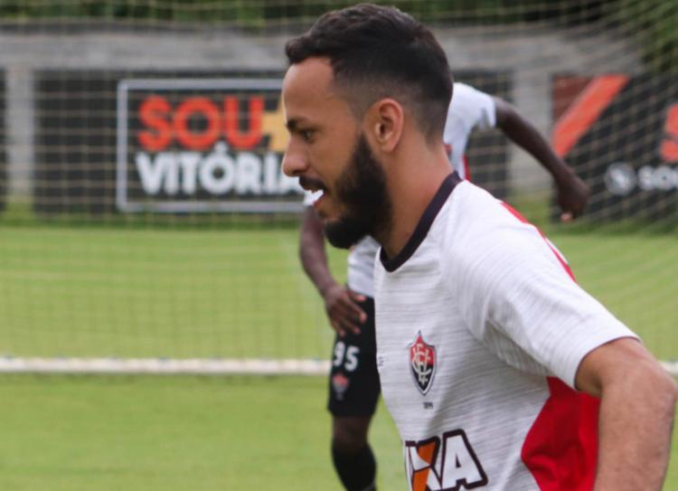 Meia do Leão disse que a equipe não pode voltar a cometer os mesmo erros - Foto: Maurícia da Matta   EC Vitória