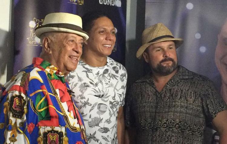 Genival, Targino e Léo: três gerações de expressões do forró - Foto: Márcia Moreira l Ag. A TARDE