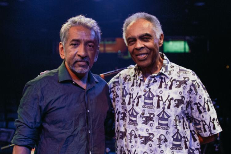 Letieres Leite e Gilberto Gil apresentam canções que marcaram suas carreiras - Foto: Divulgação