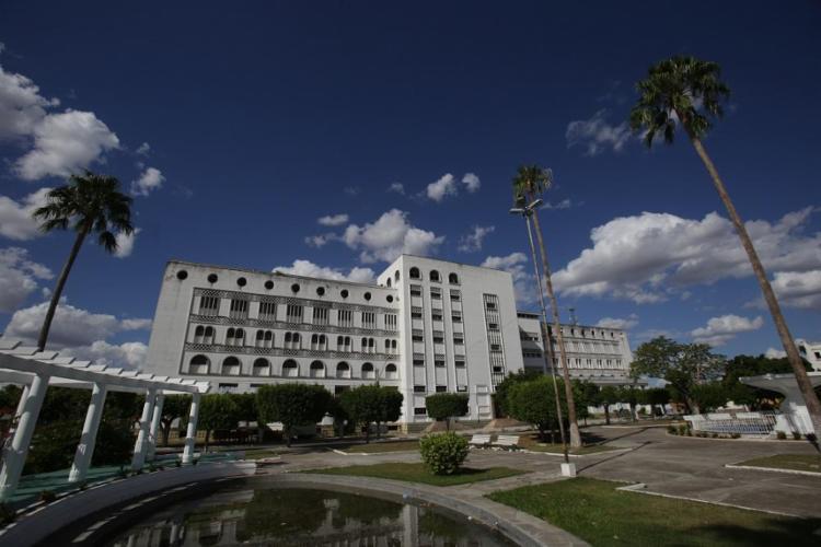 Inaugurado em 1952, o Grande Hotel de Cipó recebeu personalidades como Getúlio Vargas e Guimarães Rosa - Foto: Adilton Venegeroles / Ag. A TARDE