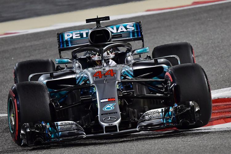 Punição é semelhante à sofrida por Lewis Hamilton no GP da Áustria - Foto: Giuseppe Cacace l AFP