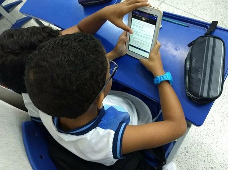 No Ifba, app ensina ciências e desperta para mercado - Foto: Divulgação