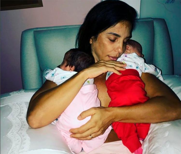 Cantora diz que finalmente conseguiu organizar a vida após nascimento das gêmeas - Foto: Reprodução | Instagram