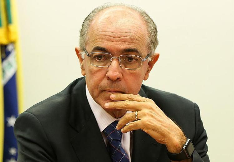 José Carlos Aleluia, deputado relator do projeto de privatização da Eletrobrás - Foto: Marcelo Camargo l Ag. A TARDE l 07.07.2016