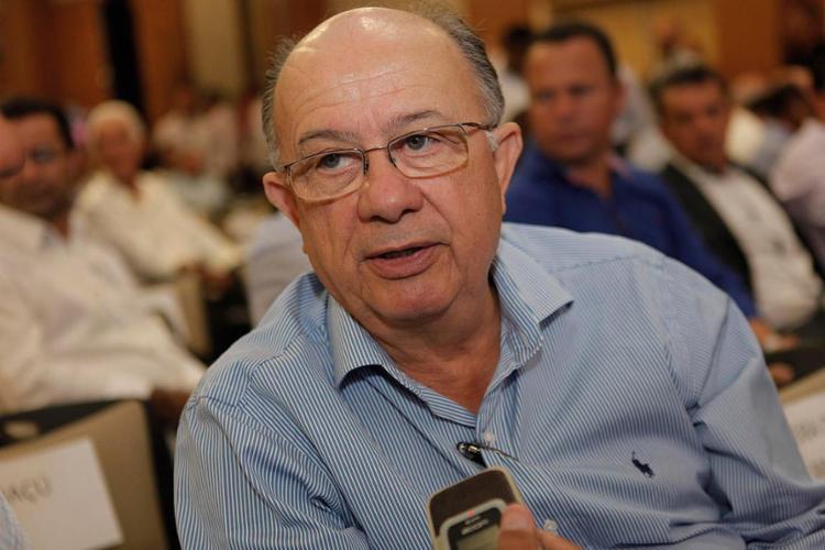 Pré-candidato democrata ao governo do estado para as eleições de outubro, José Ronaldo - Foto: Alberto Coutinho l GOV-BA l 30.3.2015