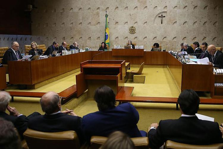 Segunda turma do STF retirou de Moro menções a Lula na delação da Odebrecht - Foto: José Cruz | Agência Brasil